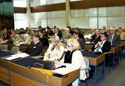 Sudionici sastanka u Ministarstvu