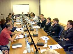 Sudionici sastanka o tijeku i rezultatima turističke sezone