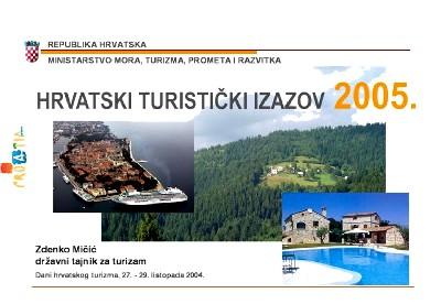 Prezentacija državnog tajnika Mičića