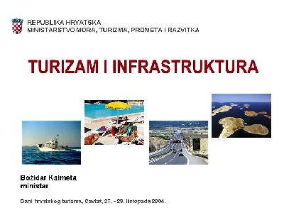 Prezentacija ministra Kalmete