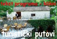 PROGRAM poticanja razvoja tematskih turističkih putova u Republici Hrvatskoj