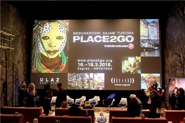 Place2Go travel show opens in Zagreb Arena