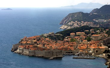 2017 - record tourist season for Dubrovnik